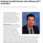 Dr. Ali Sepehr Offers Lifelong Lift Facelift at Newport Beach Practice